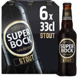 SUPER BOCK STOUT 6X0,33 TP SIX