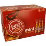 SUPER BOCK MINI 15X20CL