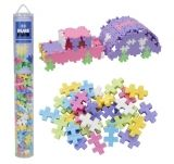 Plus-Plus Pastel Mix /100 pcs Tubo