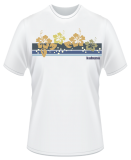 c T-shirt Hawaii Flowers